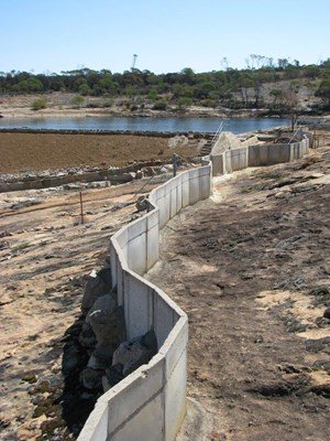 Narembeen - Roe Dam