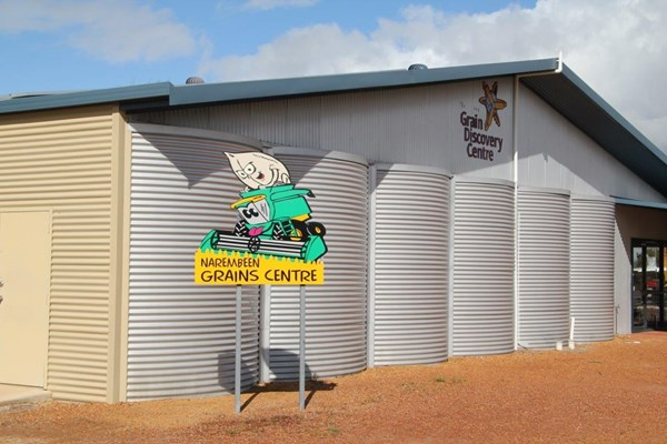 Narembeen - Grain Discovery Centre