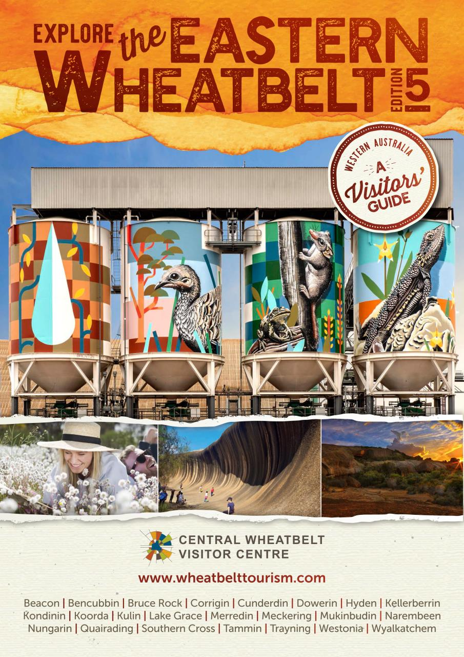 Eastern Wheatbelt Visitors Guide